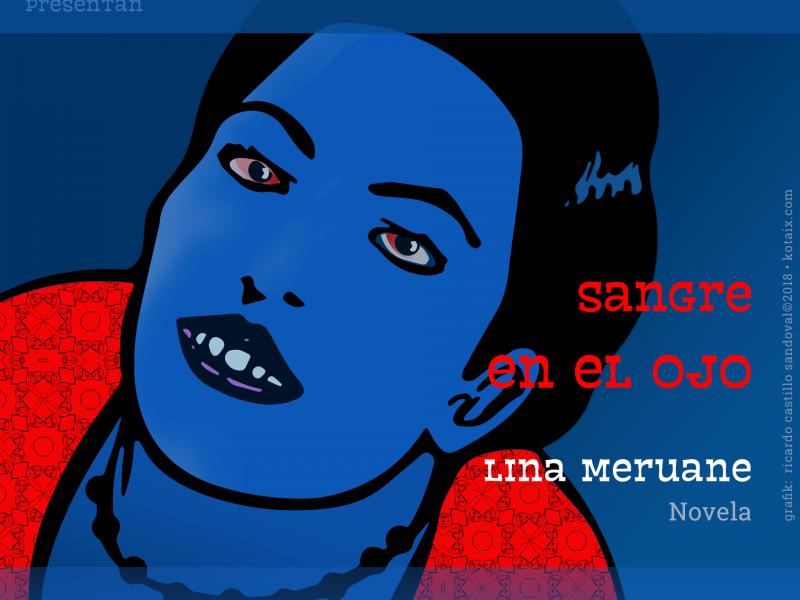 """""""Sangre en el ojo"""" (Novela) de Lina Meruane"""